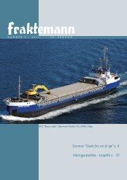 """Seminar """"Gods fra vei til sjø"""" - Fraktefartøyenes Rederiforening"""