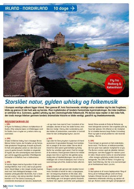 Storslået natur, gylden whisky og folkemusik - Nilles Busser