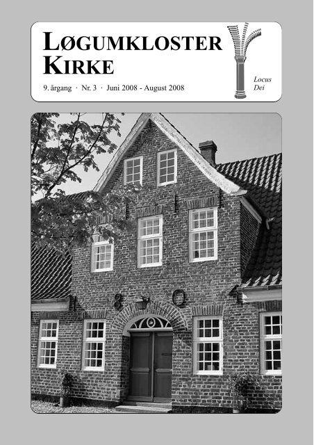 Kirkeblad 9. årgang nr. 3 - Løgumkloster Kirke