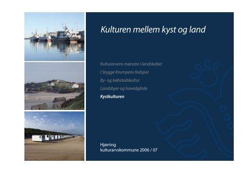 5. Kulturen mellem kyst og land - Kystkulturen.