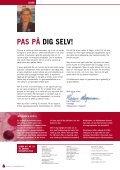 DonorbloD reDDer uføDt sIDe 6-7 - Bloddonorerne i Danmark - Page 2