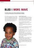 DonorbloD reDDer uføDt sIDe 6-7 - Bloddonorerne i Danmark - Page 6