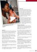 DonorbloD reDDer uføDt sIDe 6-7 - Bloddonorerne i Danmark - Page 7
