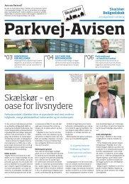 Parkvej-Avisen - mouselab