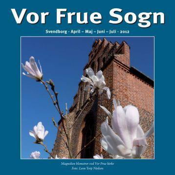 Svendborg · April – Maj – Juni – Juli · 2012 - Vor Frue Kirke