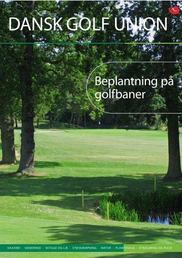 Beplantning på golfbaner - Turfgrass