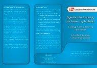 Egenkontrolordning for køre - TungVognsSpecialisten