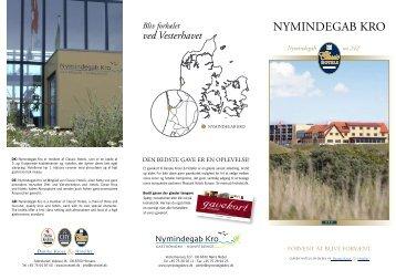 Nymindegab Kro brochure