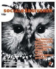 Socialrådgiveren nr. 15-2012 - Dansk Socialrådgiverforening