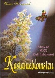 Kastanieblomsten - Kronisk Træthedssyndrom ME/CFS G93. 3