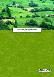 3Q Instruks for flybildetolking - RSS fra Skog og Landskap
