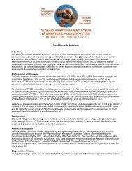 Funktionelle Lidelser - International Association for the Study of Pain