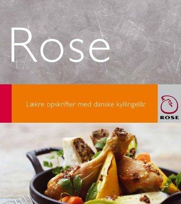 Lækre opskrifter med danske kyllingelår - Rose Poultry A/S