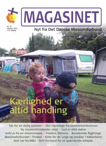 magasinet - Det Danske Missionsforbund