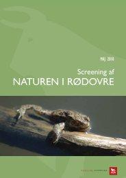 Naturen i Rødovre - side 1 - 87 - Rødovre Kommune