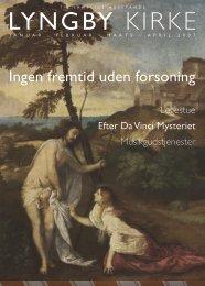 Lyngby kirkeblad januar - april 2007