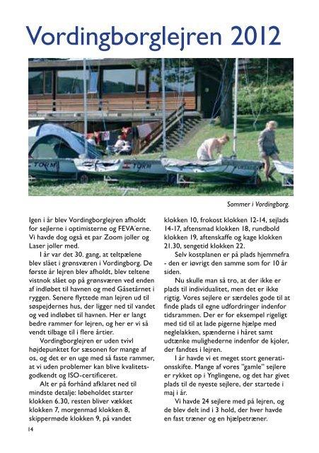 Nr. 3/2012 - Øresunds Sejlklub Frem