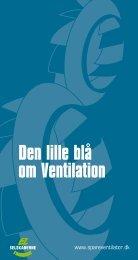 Den lille blå om ventilation - Elforsk