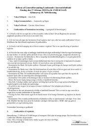 Referat af Generalforsamling/Landsmøde i kørestolsfodbold Onsdag ...