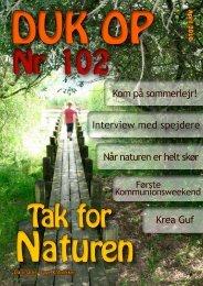 Når naturen er helt skør Krea Guf Kom på sommerlejr! - Danmarks ...