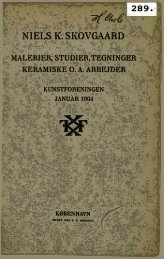 289. NIELS K.SKOVGAARD