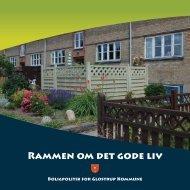 Link til Glostrup Kommunes Rammen om det gode liv