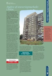 Analyse af renoveringsmarkedet i Polen ... - Erhvervsstyrelsen