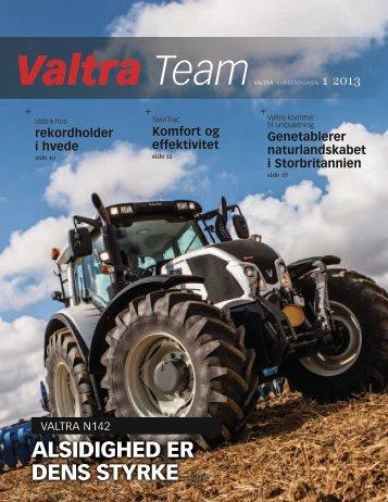 Valtra Team 1|2013