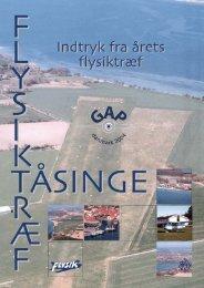 Indtryk fra Flysiktræf Tåsinge 2004
