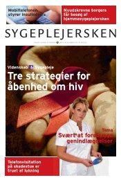 Sygeplejersken_2011_19 - Dansk Sygeplejeråd