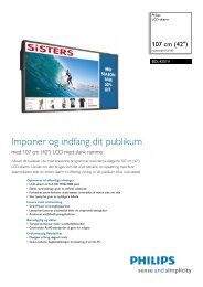 BDL4251V/00 Philips LCD-skærm