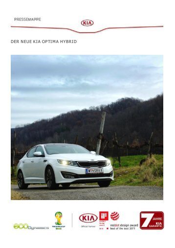 Download Optima Hybrid - Kia