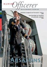 hjemkomst - Hovedorganisationen af Officerer i Danmark