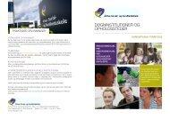 6 ugers selvvalgt uddannelse - Århus Social- og Sundhedsskole