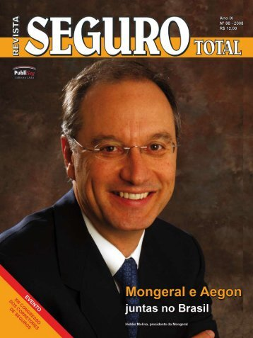 Registro - Revista Seguro Total