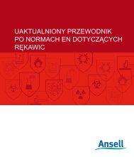 Rękawice kategorii I - Ansell Healthcare Europe