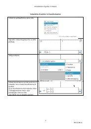 Introduktion til grafer i TI-Nspire 1 AN 12.08.11 Indsættelse af ...