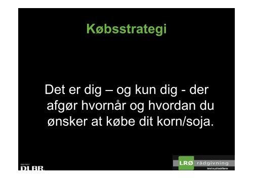 Fermentationsspec. - LRØ