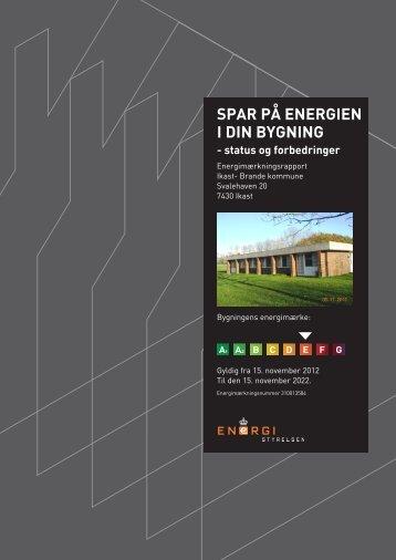 Energimærke, nr. 20 - Grunde til salg - Ikast-Brande Kommune