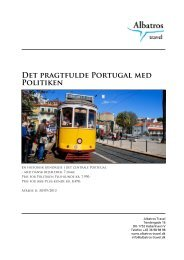 Rejseprogram - Politiken Plus
