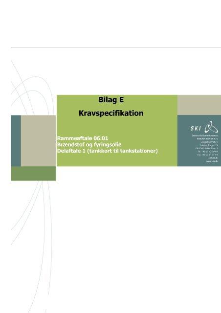 Bilag E (Delaftale 1) Kravspecifikation.pdf