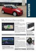 Navigation, billed og lyd - Suzuki.dk - Page 4