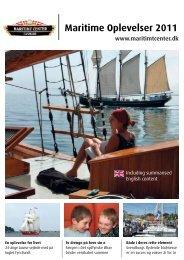 Maritime Oplevelser 2011 - Svendborg Havn