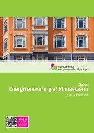 energirenovering af klimaskærm - Videncenter for ...