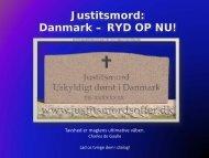 Justitsmord Danmark ryd op nu .pdf - Landsforeningen ...