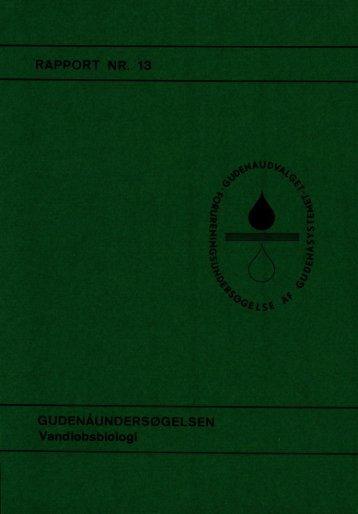 Vandløbsbiologi (PDF)