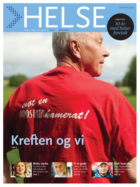 kreften og vi - Helse Midt-Norge