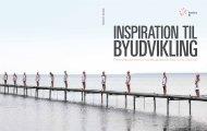 Inspiration til byudvikling - Realdania By