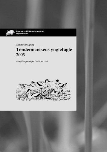 Naturovervågning - Arbejdsrapport fra DMU, nr. 198