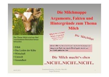 Die Milchmappe - Vegetarisch und Vegan im Hegau-Bodensee ...